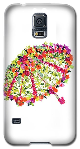 April Showers Bring May Flowers Galaxy S5 Case