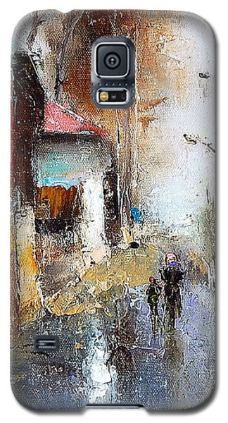 April. The River Volga Galaxy S5 Case
