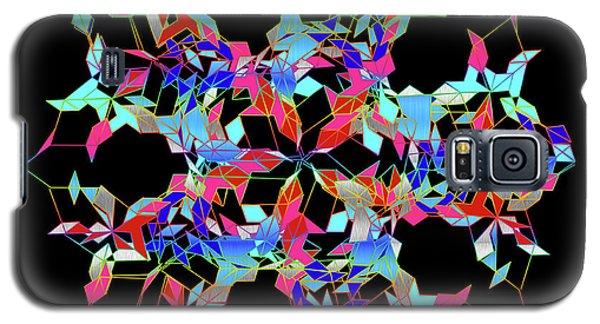Aqua Extreme Mandala Galaxy S5 Case
