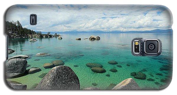 Aqua Heaven Galaxy S5 Case