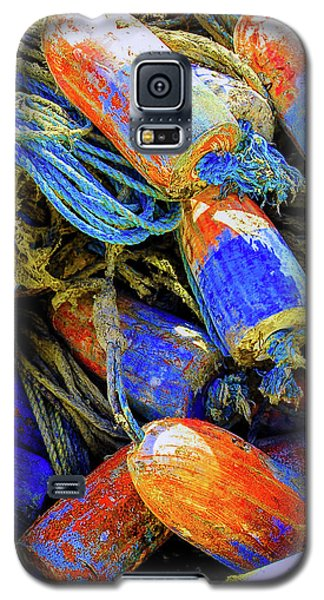 Galaxy S5 Case featuring the photograph Aqua Hedionda by Jeffrey Jensen
