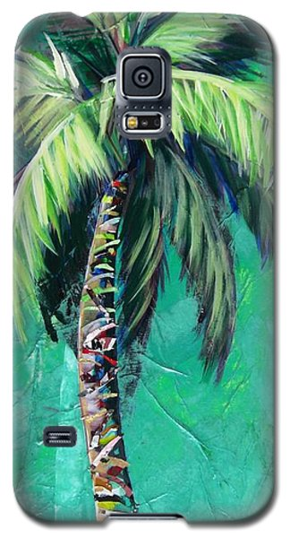 Aqua Palm Galaxy S5 Case