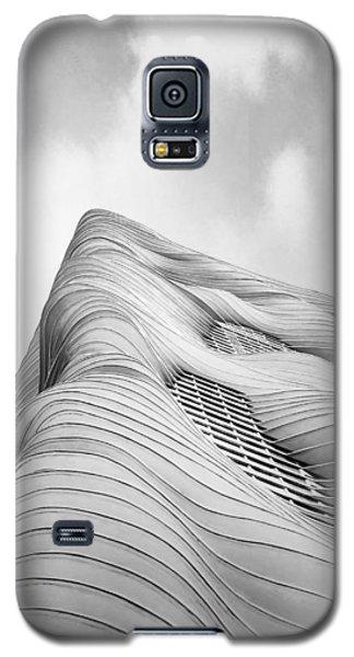 Aqua Tower Galaxy S5 Case