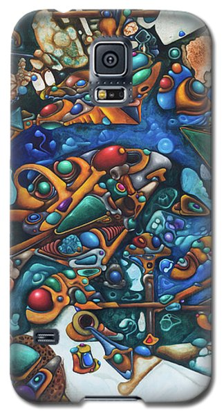 Aquariumalgam Galaxy S5 Case