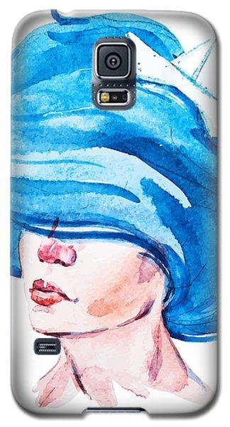 Aquarius Galaxy S5 Case
