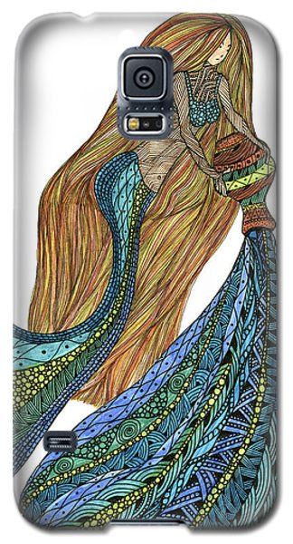 Aquarius Galaxy S5 Case