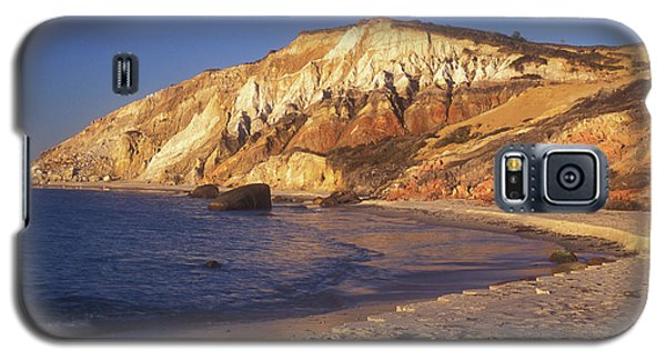 Aquinnah Gay Head Cliffs Galaxy S5 Case