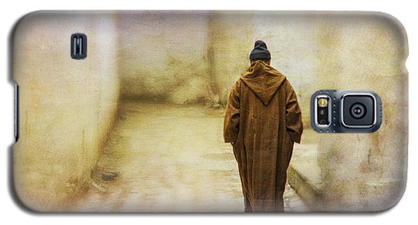 Arab Man Walking - Morocco 2 Galaxy S5 Case