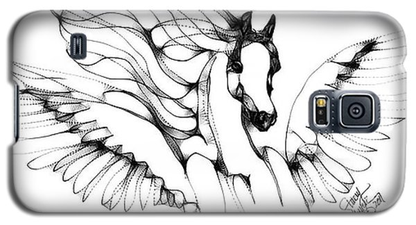 Arabian Angel Galaxy S5 Case