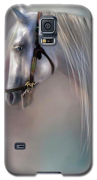 Arabian Grey Galaxy S5 Case by Kari Nanstad