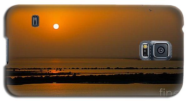 Arabian Gulf Sunset Galaxy S5 Case