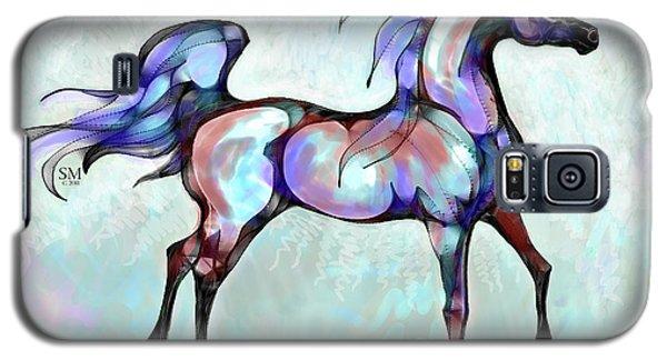 Arabian Horse Overlook Galaxy S5 Case