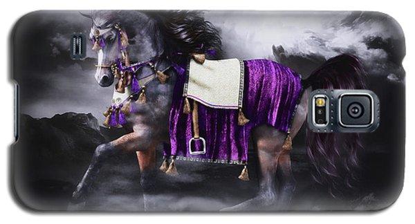 Arabian Horse  Shaitan Galaxy S5 Case