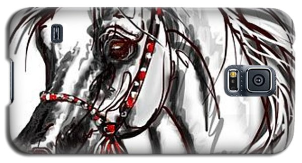 Arabian Horse Galaxy S5 Case by Stacey Mayer