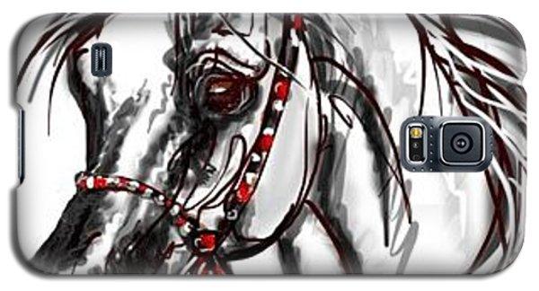 My Arabian Horse Galaxy S5 Case