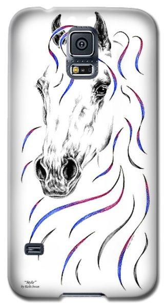 Arabian Horse Style Galaxy S5 Case