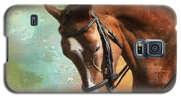 Arabian Horse Galaxy S5 Case by Theresa Tahara