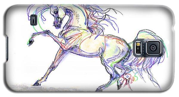 Arabian Stallion Talk Galaxy S5 Case