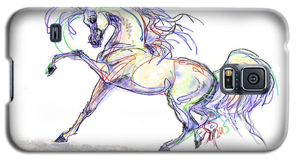 Arabian Stallion Talk Galaxy S5 Case
