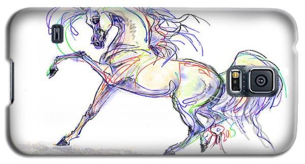 Arabian Stallion Talk Galaxy S5 Case by Stacey Mayer