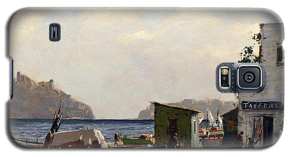 Aragonese's Castle - Island Of Ischia Galaxy S5 Case