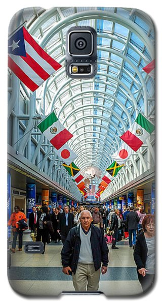 Arcade Of Flags Galaxy S5 Case
