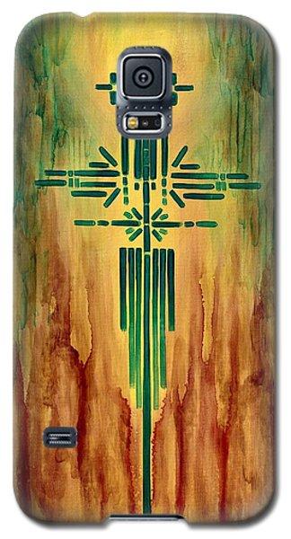 Archangel Michael Galaxy S5 Case