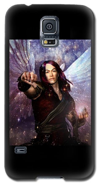 Archangel Raphael Heals Galaxy S5 Case