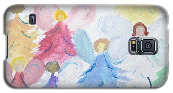 Archangels    Malchei Roshei Galaxy S5 Case