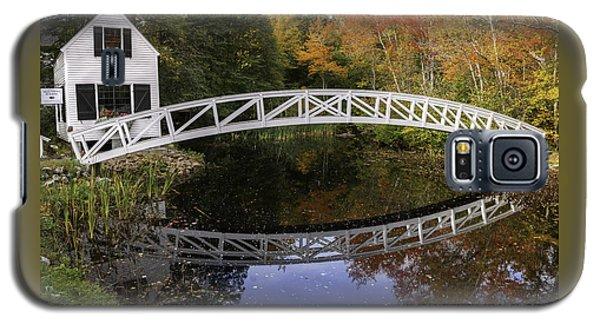 Arched Bridge-somesville Maine Galaxy S5 Case