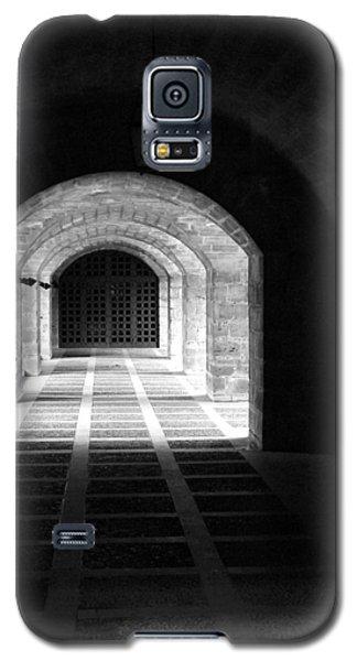 Arched Hallway In Palma Galaxy S5 Case