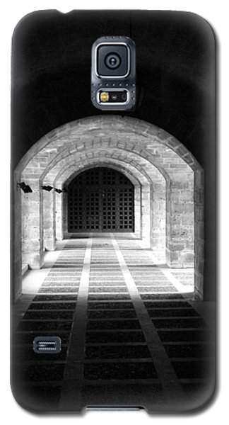 Arched Hallway In Palma Galaxy S5 Case