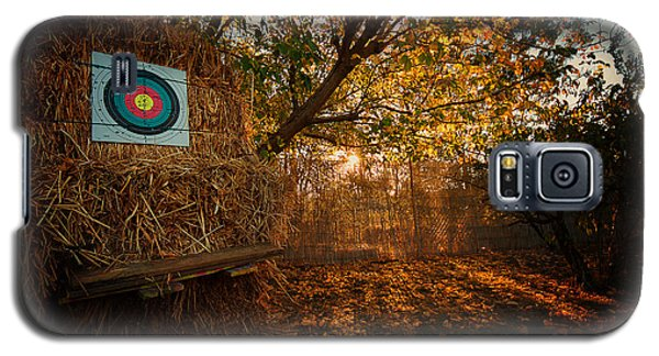 Archery Autumn Galaxy S5 Case by Tim Nichols