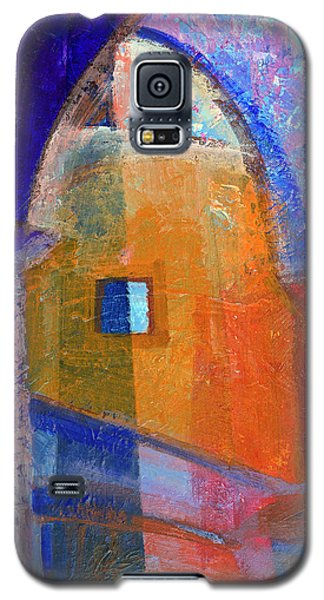 Arches And Window Galaxy S5 Case by Walter Fahmy