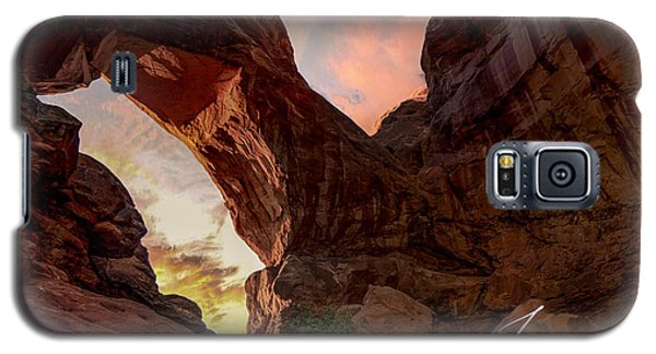 Galaxy S5 Case featuring the photograph Arches by Jason Naudi