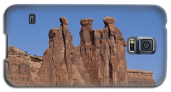 Arches National Park Galaxy S5 Case by Cynthia Powell