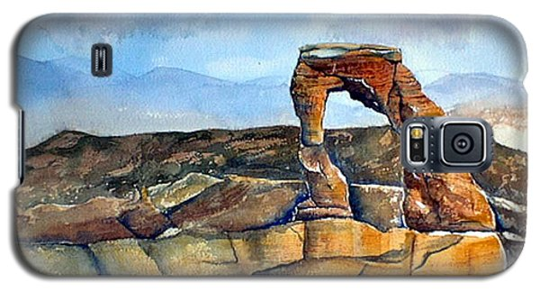 Arches National Park Galaxy S5 Case