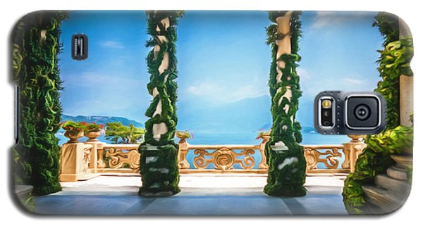 Arches Of Italy Galaxy S5 Case by TK Goforth