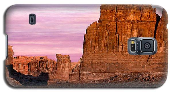 Arches Pano Galaxy S5 Case