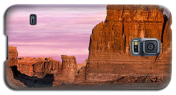 Arches Pano Galaxy S5 Case