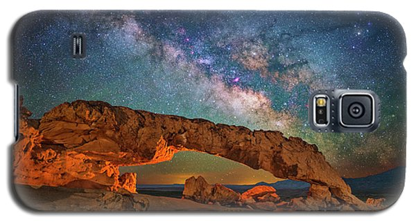 Arching Over The Arch Galaxy S5 Case