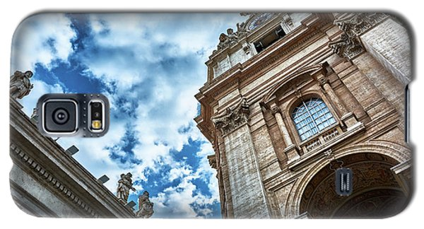 Architectural Majesty On Top Of The Sky Galaxy S5 Case