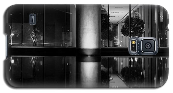 Architectural Reflecting Pool Galaxy S5 Case