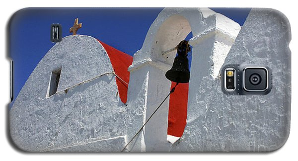 Galaxy S5 Case featuring the photograph Architecture Mykonos Greece by Bob Christopher