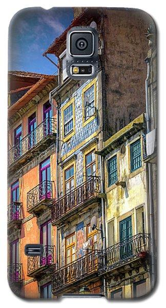 Architecture Of Old Porto Portugal  Galaxy S5 Case