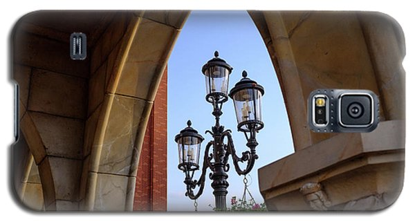 Archway And Lights In Orlando Florida Galaxy S5 Case