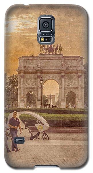 Paris, France - Arcs Galaxy S5 Case