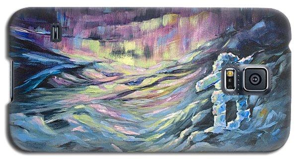 Arctic Experience Galaxy S5 Case