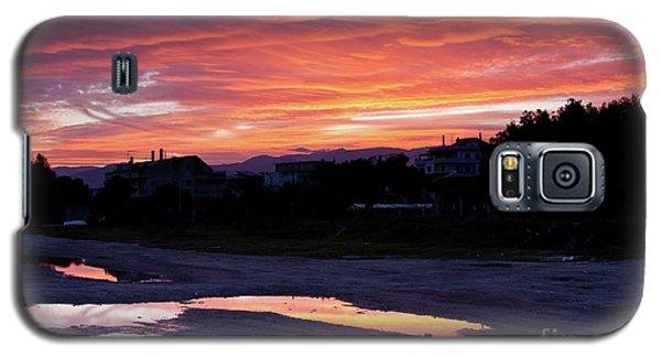 Ardore, Calabria Town Galaxy S5 Case by Bruno Spagnolo