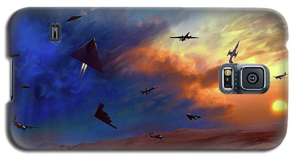 Area 51 Groom Lake Galaxy S5 Case